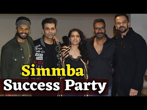 Karan Johar Host Success Party of SIMMBA || Ranveer Singh,Ajay Devgan, Rohit Shetty Mp3