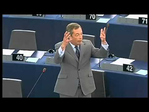 New Euro-Fanatic IMF Chief to Bail Out Insolvent ECB - Nigel Farage MEP