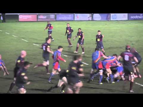 ARU - Royal Engineers vs REME Army Corps Final Highlights 26-3-13