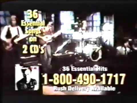 Billy Joel  Commercial for Essential Billy Joel CD