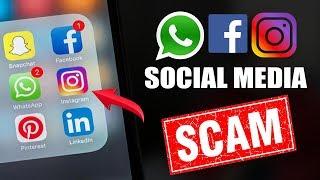 Instagram, Facebook,WhatsApp - Dark Secret of Social Media