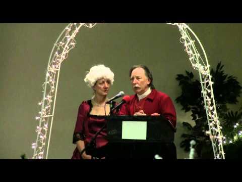 Spokane College Women's Association Christmas Party 12-11-13