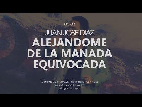 Alejándome de la manada equivocada | Pastor Juan Jose Diaz