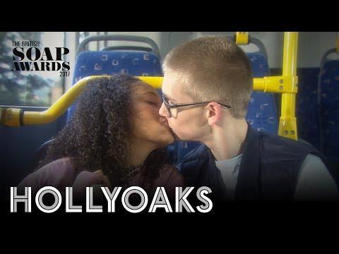 British Soap Awards 2017 - Winner: Best OnScreen Partnership
