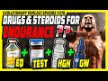 Evolutionary.org Podcast #376-Drugs and Steroids for endurance:Equipoise,Testosterone,HGH,Cardarine