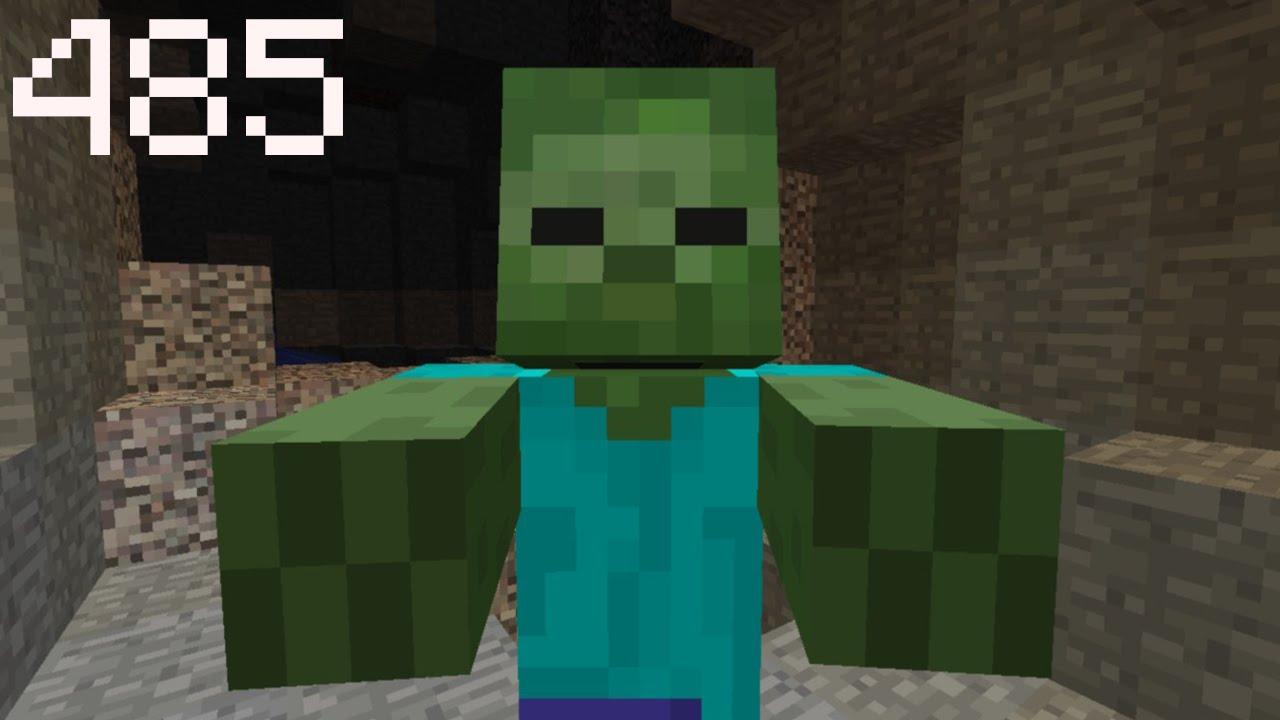 Minecraft Ita 485 Asdrubale Amico Zombie Youtube