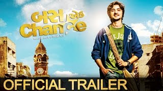 Bas Ek Chance Trailer | Starring Aditya Kapadia & Bhakti Kubavat| 25th September 2015
