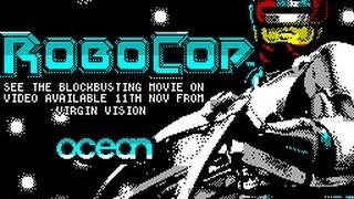 SPECTRUM 48K/128K - ROBOCOP - OCEAN