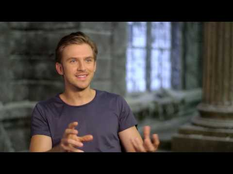 Thumbnail: Beauty and the Beast Dan Stevens Official Movie Interview
