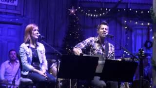 Jeremy Camp & Adie Camp - Walk By Faith / Hallelujah - Christmas with the Camps in MA 2013