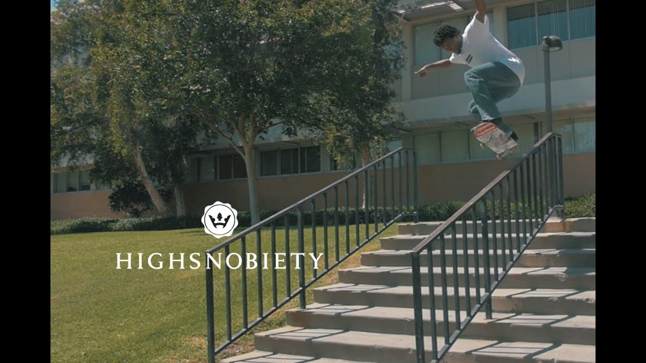 Nakel Smith Takes His First adidas Signature Shoe for a Spin - YouTube 1e58a73d0
