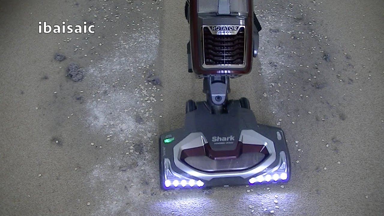 Shark Powered Lift Away Speed Vacuum Cleaner Demonstration