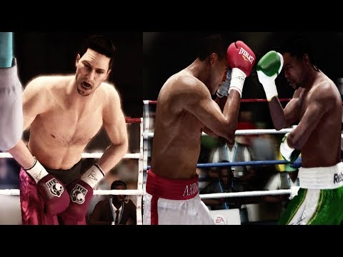 I PUNCH HIM IN THE NUTS!! FIGHT NIGHT CHAMPION STORY MODE EPISODE 2