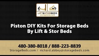 Piston Diy Kits For Storage Beds By Lift & Stor Beds