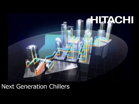 The Challenge Of Next Generation Chillers - Hitachi