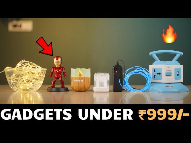 Unique Gadgets Under Rs 999/- | Part 70 | Tech Unboxing 🔥