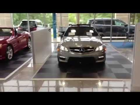 2012 Mercedes Benz C63 Amg From Crown Mercedes Benz Of