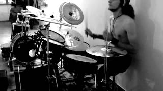 Necrodeath - Mater Tenebrarum Drum Cover