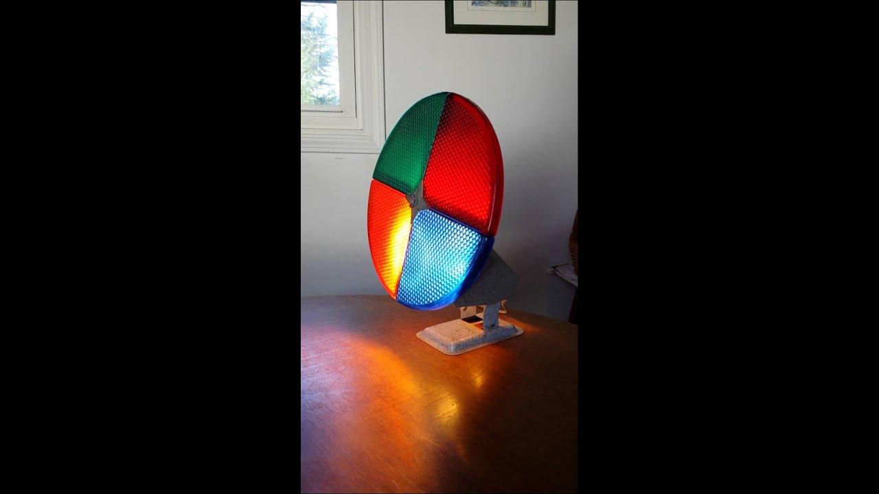 Penentray Color Wheel For Aluminum Christmas Tree