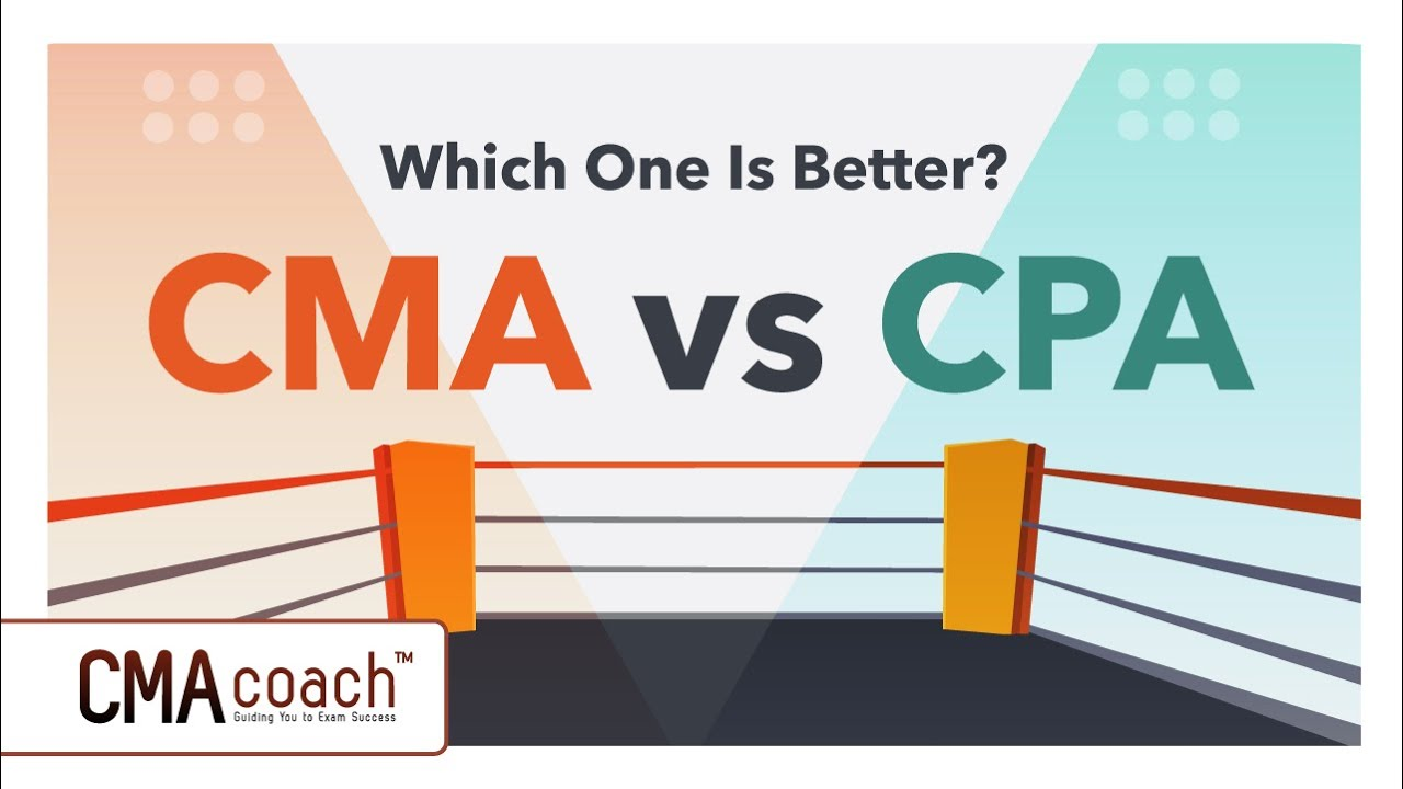 CMA vs CPA - Which One Is Better? - YouTube