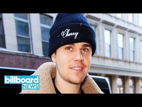 See Justin Bieber and Mariah Carey Nail the Bottle Cap Challenge   Billboard News Mp3