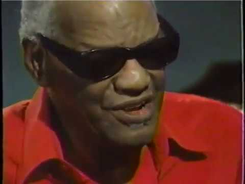 Ray Charles - Interview with Bob Costas