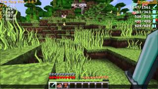 Minecraft how to install 5zig mod 1.8.7