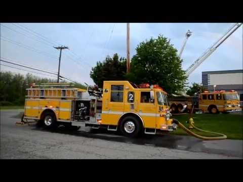 Town of Cheektowaga General Alarm Drill - 840 Aero dr