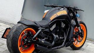 😈 #Harley Davidson #NightRod Special