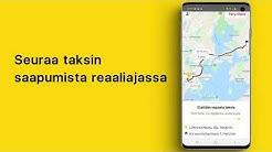 Taksi Helsinki -sovellus - paras taksisovellus pääkaupunkiseudulla