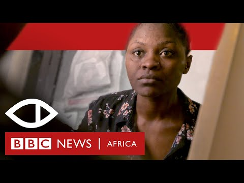 Imported for my body: The African women trafficked to India for sex - BBC Africa Eye