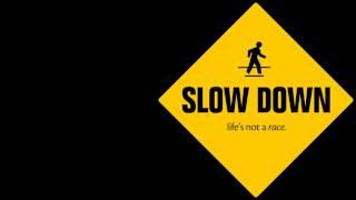 "Gideon St.Helen ""Slow Down"" - Vintage Reggae"