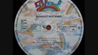 Bernice Watkins - Let