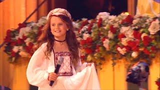 """Amira Willighagen con Andre Rieu canta """"O mio babbino caro"""", canción subtitulada"""