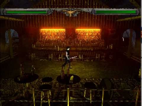 PSX Longplay [165] The Crow: City of Angels