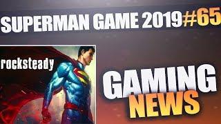 Gaming News#65| PS 1 RELAUNCH + SUPERMAN GAME  | HINDI |