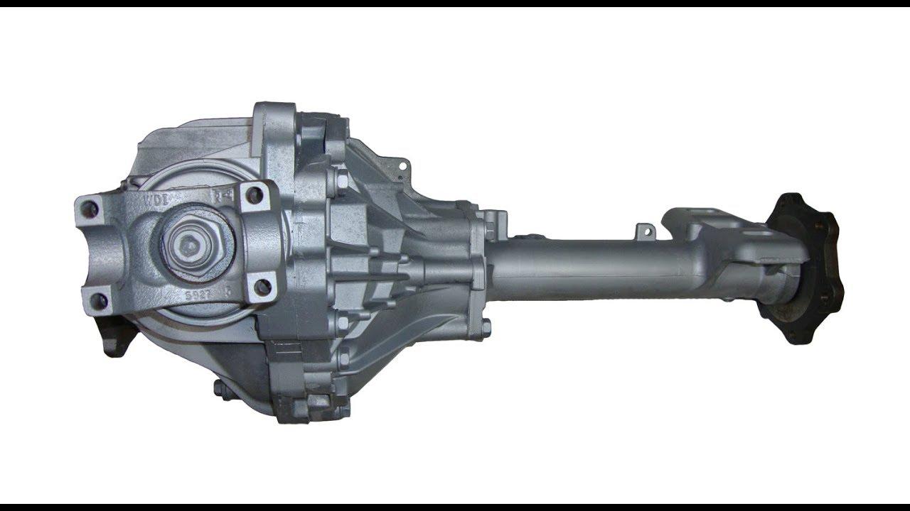 denali front differential rebuild kit