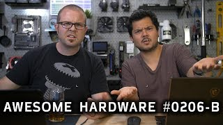 Blizzard retreats in FEAR!! | Awesome Hardware #0206-B