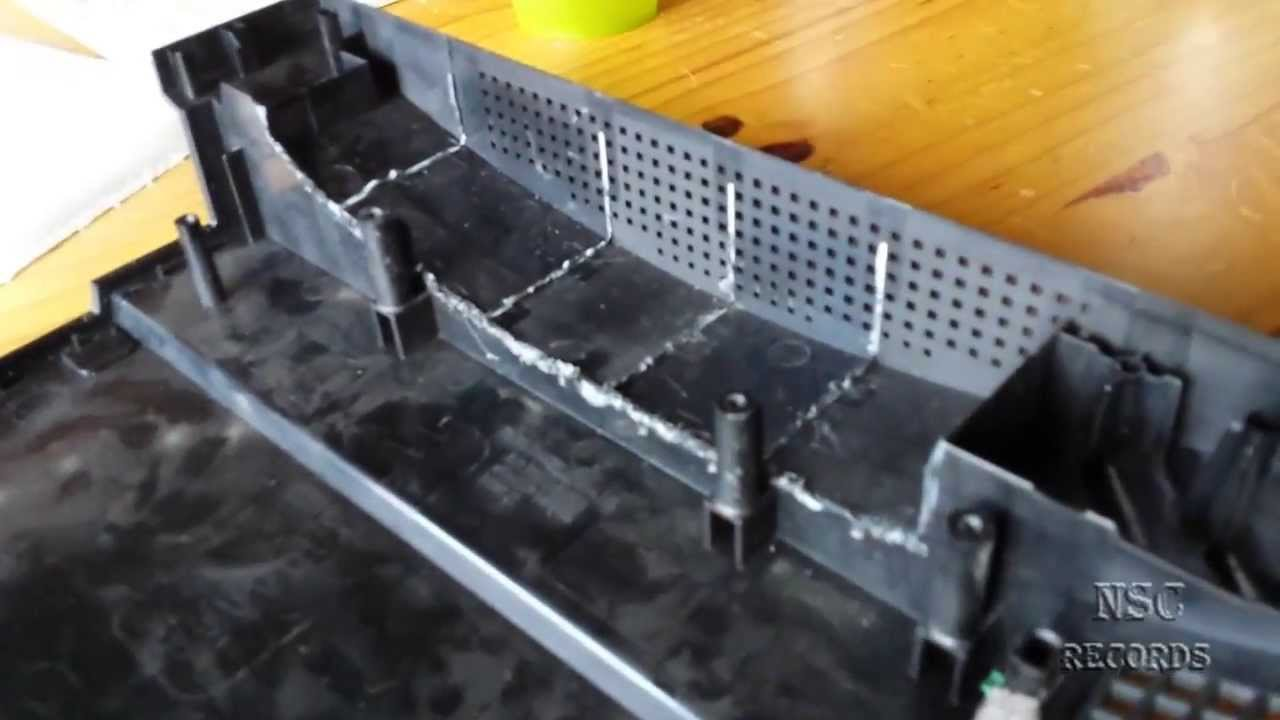 PS3 Fat New Case Cooling Mod (only for CECH-G Models) By:NSC - YouTube