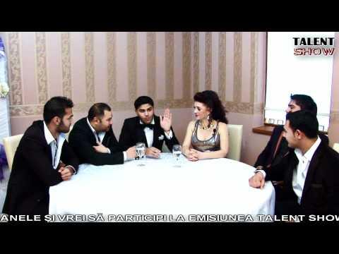 INTERVIU - ALIN DE LA BOBESTI & FORMATIA ( TALENT SHOW )