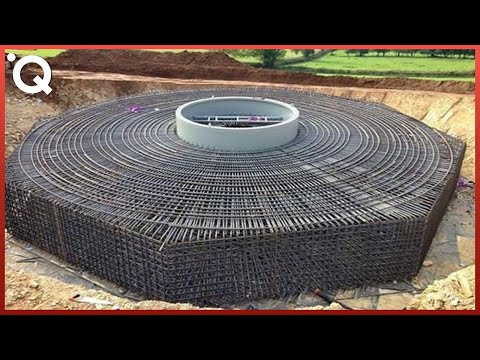 Wind Turbine Farm Installation From Scratch | Engineering On Another Level