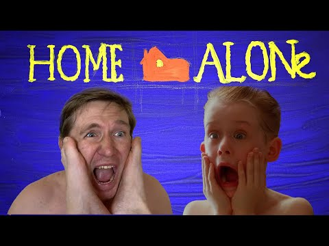 Home Alone low cost version | Studio 188