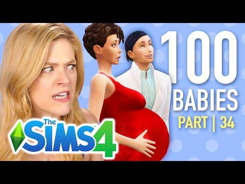 Single Girl Kicks Out Her First Born In The Sims 4 | Part 34