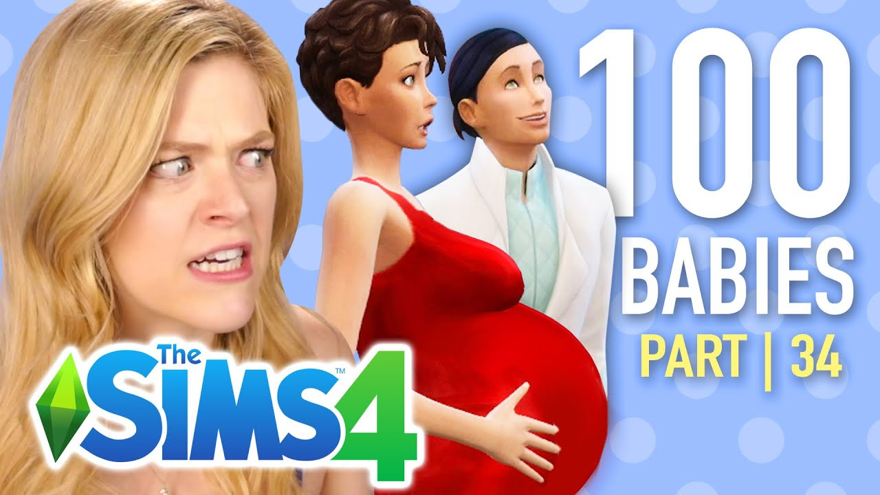 Single Girl Kicks Out Her First Born In The Sims 4 | Part 34 thumbnail