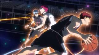 Kuroko no Basket Season 3 Episode 24 Scene- Direct Drive ZONE 2