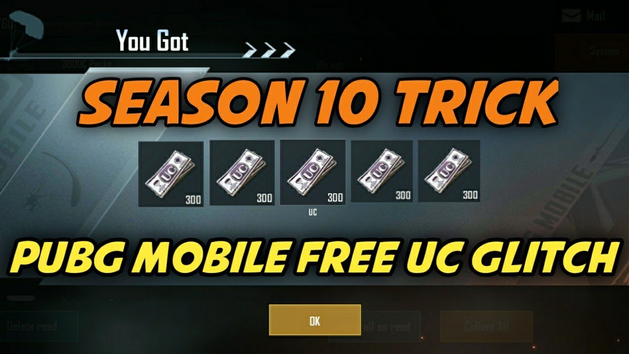 Pubg Mobile Free Uc Glitch | 100% Working | Loot lo be?
