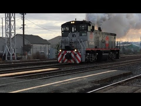 MUST SEE Railfanning the Peninsula SUB on...