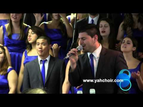 Azuza Pacific University choir and orchestra