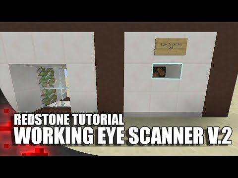 how to build a minecraft scanner