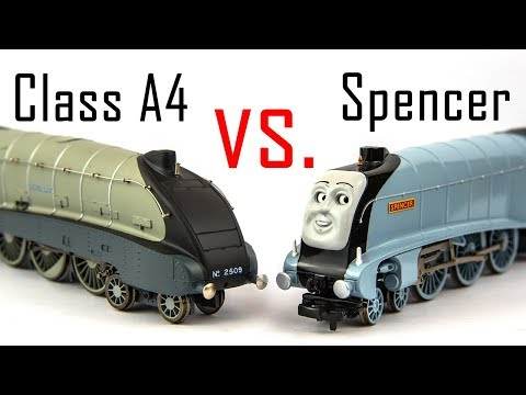 Bachmann Spencer vs Silver Link